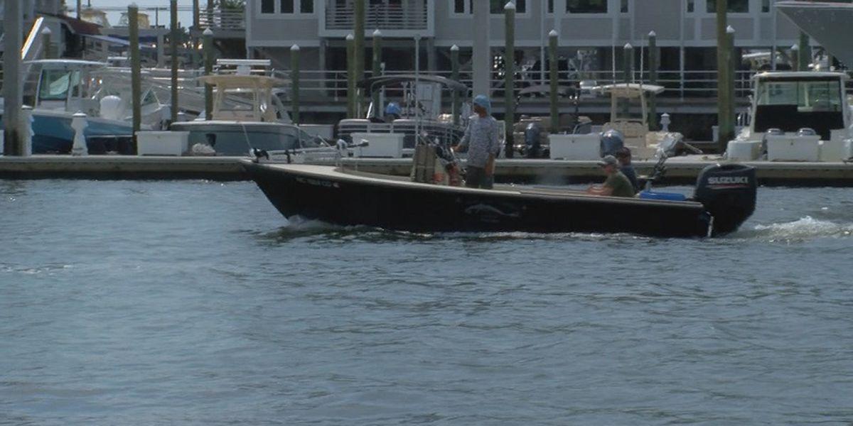 U.S. Coast Guard hosts boat safety class