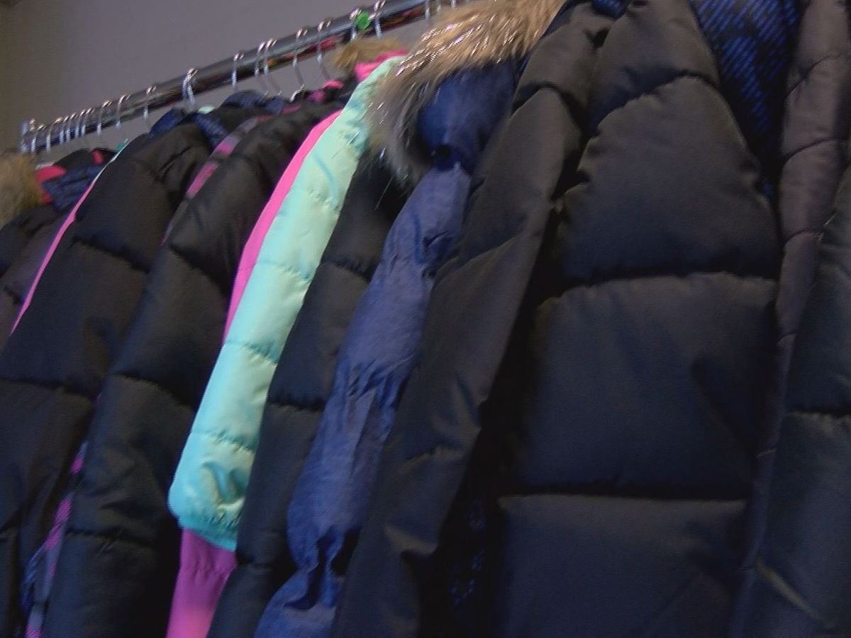 Annual coat drive kicks off in the Cape Fear region