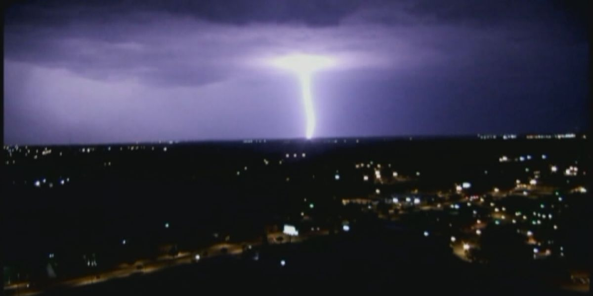Understanding lightning and its impacts during a storm