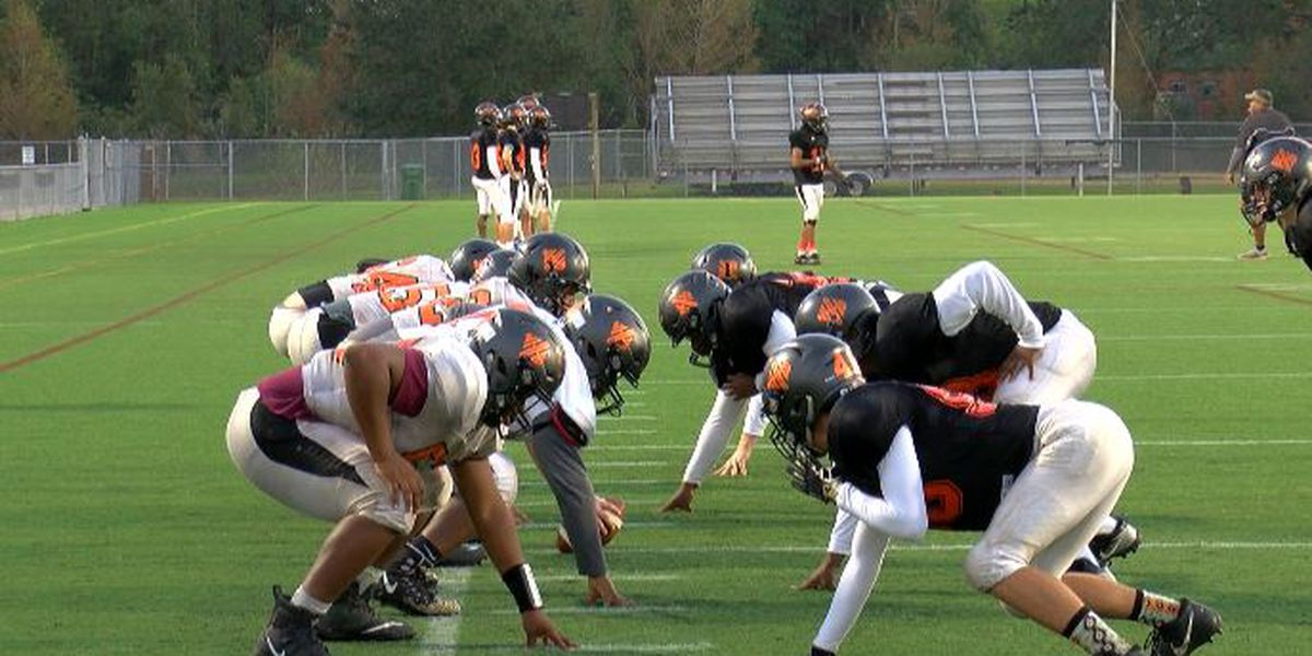 New Hanover football putting perfect record on the line Friday