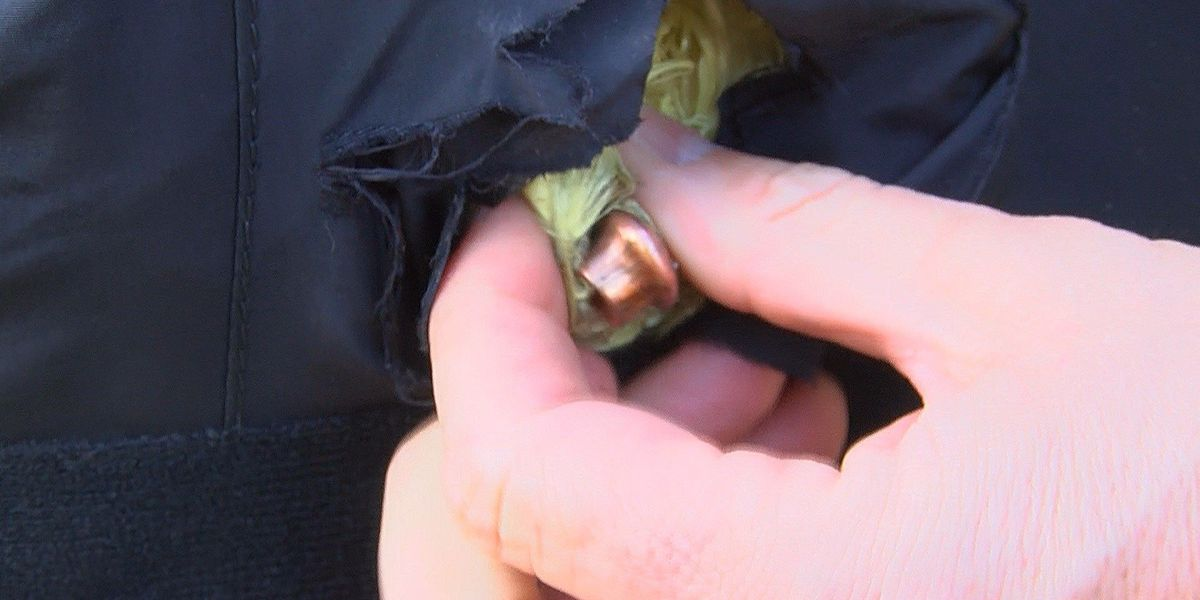 Bullet resistant vests: saving lives