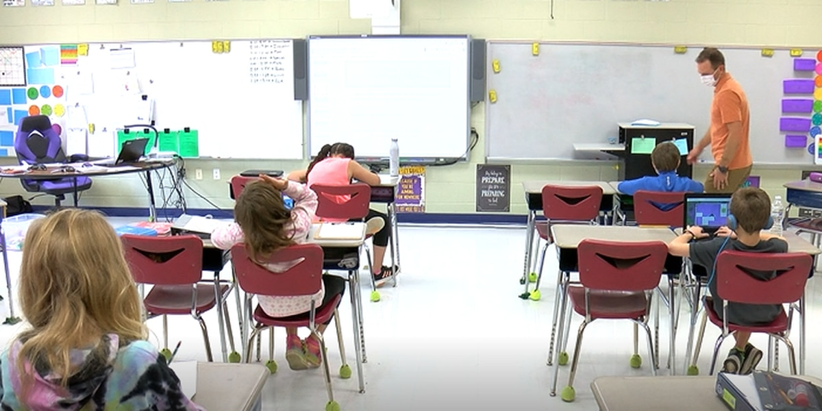A look inside Brunswick County classrooms before Plan A begins