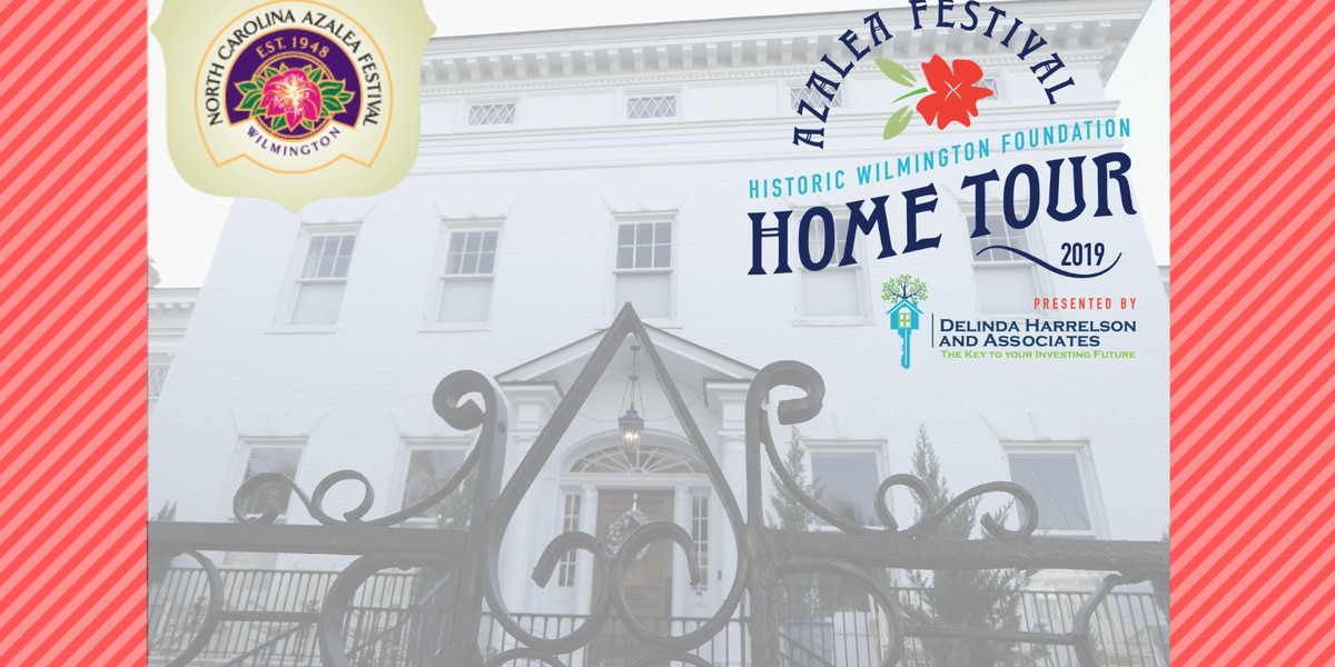 Historic Wilmington Foundation announces houses for 2019 Azalea Festival Home Tour