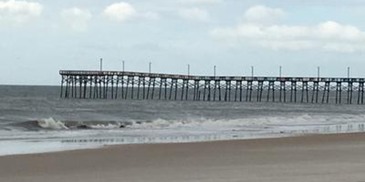 One person hospitalized after ocean rescue in Surf City