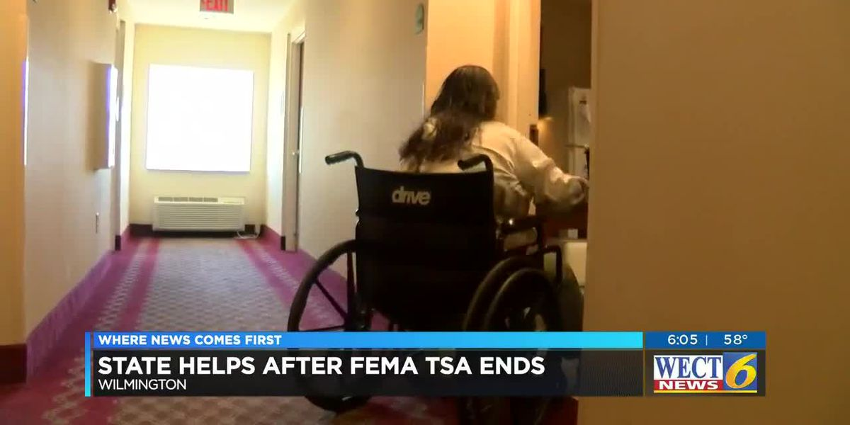 Disabled Florence victim facing eviction from hotel gets 10-day reprieve