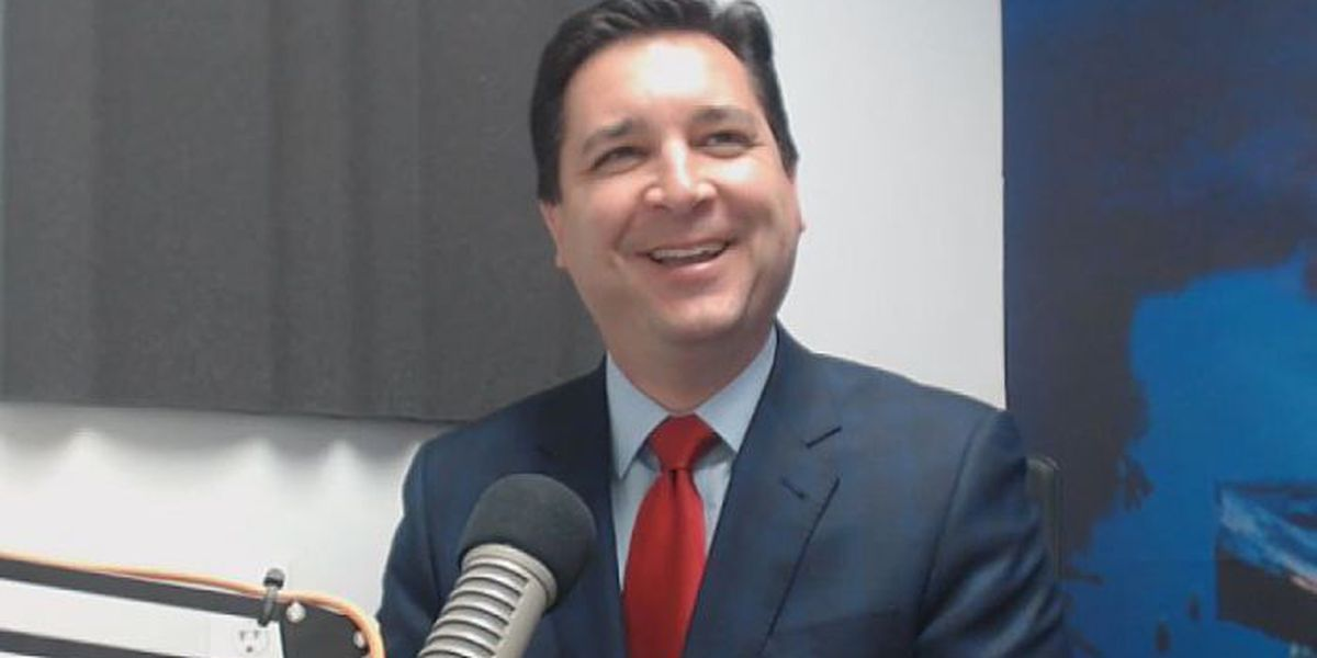 "Congressman David Rouzer on ""1on1 with Jon Evans"" podcast"