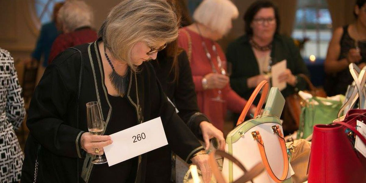 Win a luxury handbag or get a great deal on a designer purse at Power of the Purse event