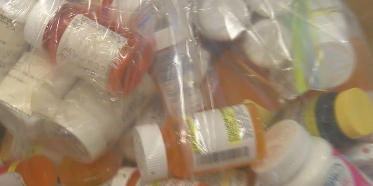 HAPPENING TODAY: Drop off your unused medications ahead of Drug Take Back Day