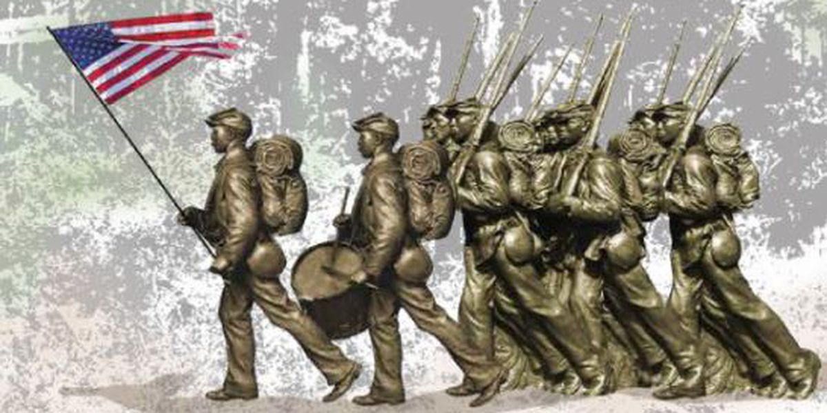 HAPPENING NOW: Telethon at Cameron Art Museum to raise money for USCT sculpture