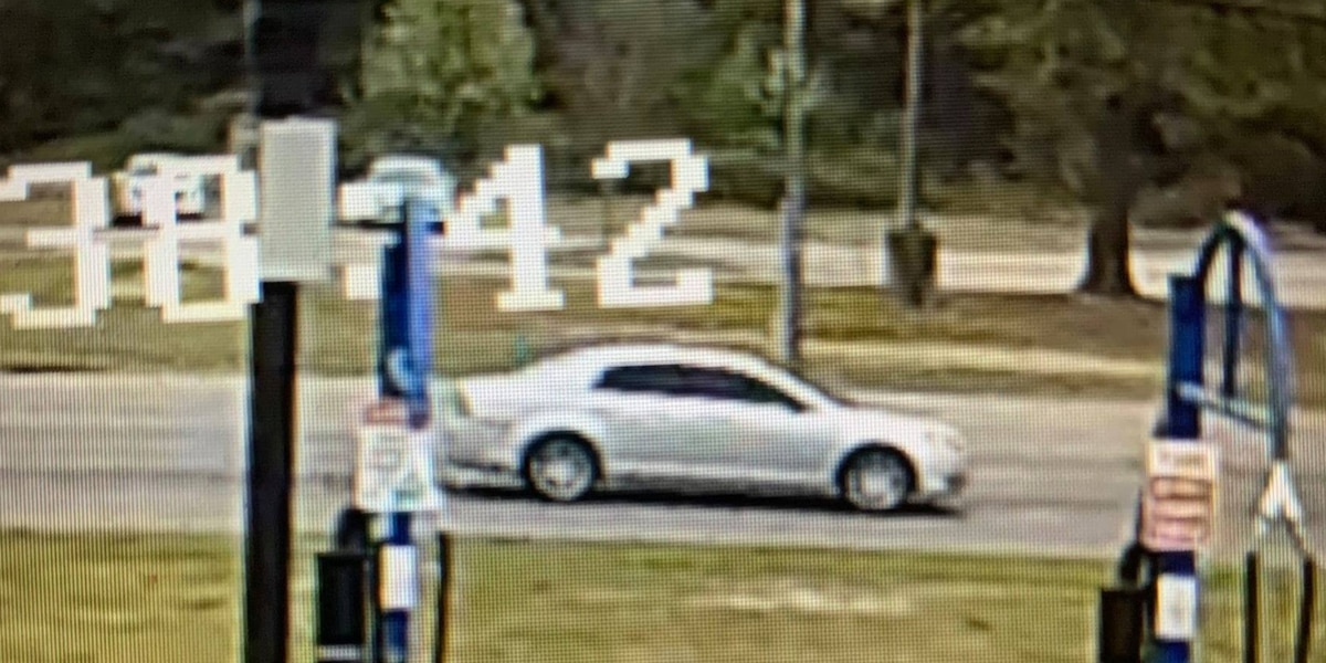 Robeson County Sheriff's Office releases picture of suspect vehicle from deadly road rage shooting
