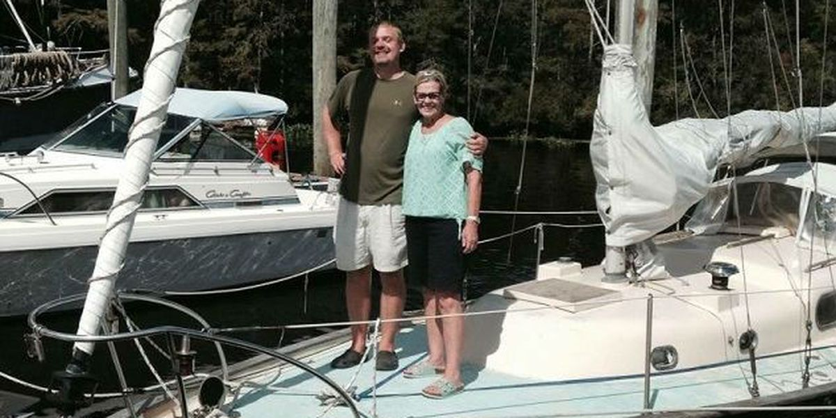 Sailor missing for 66 days reunites with family in eastern NC