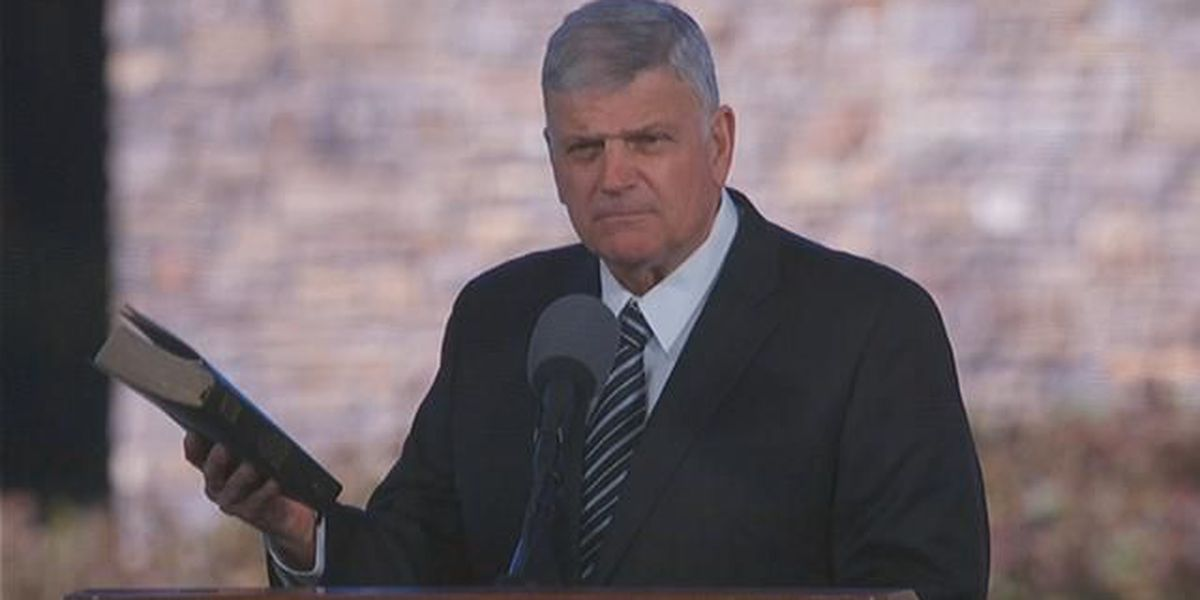 Franklin Graham coming to Wilmington