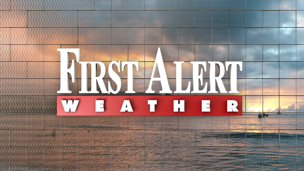 Weekend features balmy start with cooler, drier end