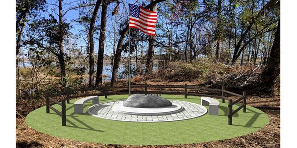 Belville reaches goal of 200 bricks sold for veterans memorial