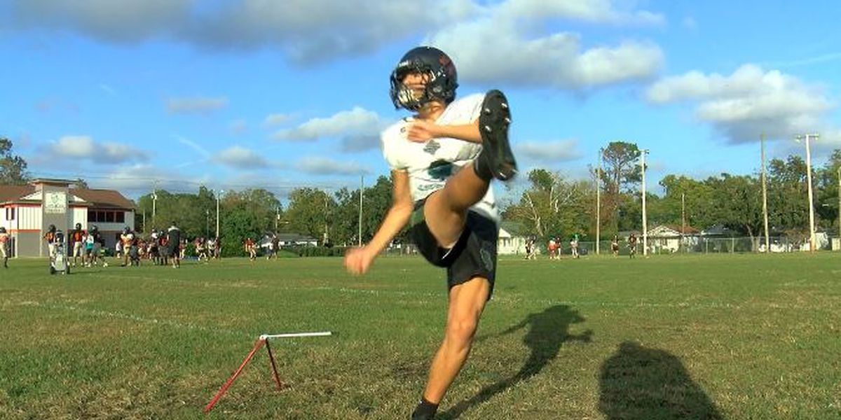 New Hanover kicker commits to East Carolina