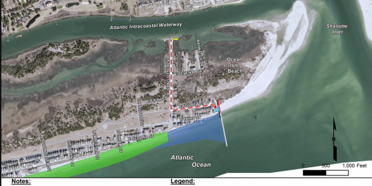 Ocean Isle Beach's terminal groin lawsuit will be heard by Fourth Circuit Court of Appeals next month